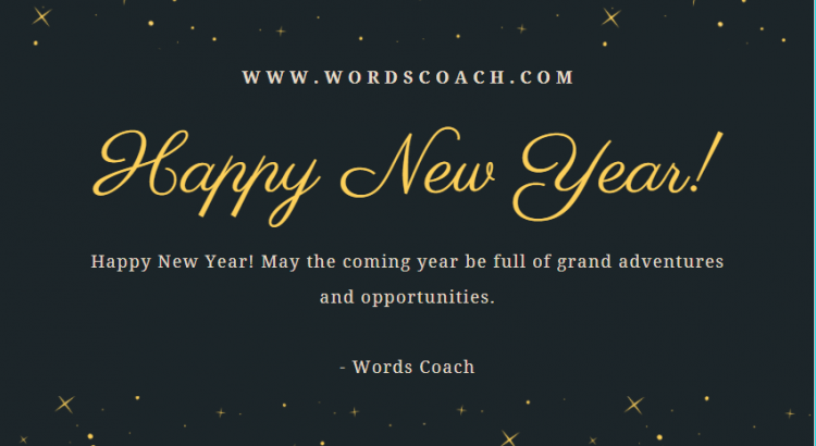 Best Happy New Year Quotes for 2021